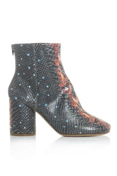 For Sale on - new FENDI blue white stripe sock knit lace up front sculpted heel bootie Brand: Fendi Model Name / Style: Ankle boots Material: Fabric; Magic Shoes, Walking Tall, Cool Style, My Style, Martin Boots, Designer Boots, Cool Boots, French Fashion, Winter Wardrobe