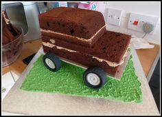 Landrover Cake