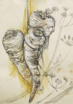 Parsnips & Flowers