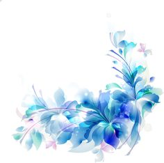 XOO Plate :: Unique Blue Floral with Butterflies Vector Background - Deep blue lily flowers and butterflies delicate vector background - eps and ai codecs. Vector Blue Obtain Flower Background Images, Aqua Background, Flower Backgrounds, Vector Background, Background Patterns, Abstract Flowers, Blue Abstract, Colorful Flowers, Blue Flowers
