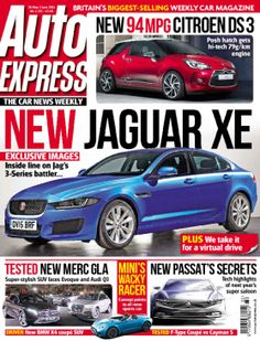 May 28, 2014 issue of Auto Express