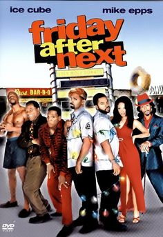 Watch Friday After Next (2002) Full Movie HD Free Download