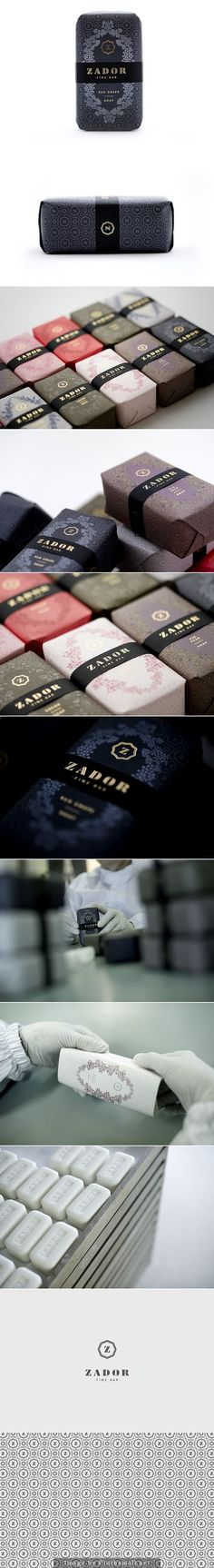 Zador - Fine bar soap