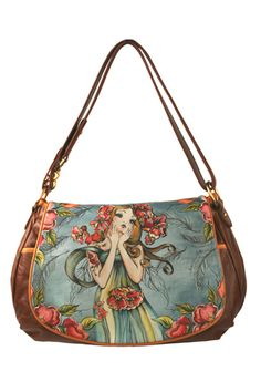 Isabella Fiore fairy purse