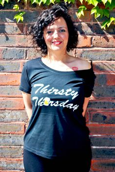 #ReTweet /Share for a chance to win #FreeTee this week!  #asos #ThirstyThursday
