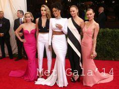 met gala fashion red carpet rihanna cara delevingne reese witherspoon