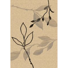Dynamic Rugs - Eclipse - Eclipse - Room Size Rugs for Sale in MA, NH and RI at Jordan's Furniture Room Size Rugs, Rug Size, Dynamic Rugs, Floral Area Rugs, Cream Area Rug, Brown Floral, Leaf Art, Throw Rugs, Household Items