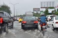 COE reporta desplazamientos a causa de las lluvias caen sobre La Hispaniola