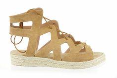Lince Shoes SS16 #sandalia #romana #serraje #brandy
