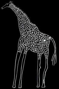 Giraffa - simbolo 2006