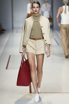 Trussardi womenswear, spring/summer 2015, Milan Fashion Week