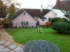 The garden at Maxwelton, Porlock (Exmoor Holidays) Homeland, Stepping Stones, England, Cottage, Patio, Holidays, Outdoor Decor, Garden, Image