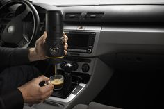 Handpresso Auto | In-Car Coffee Maker