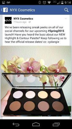 Nyx cosmetics contour kit releasing spring 2015