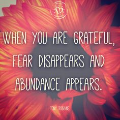 4 Gratitude Tips to Boost Your Abundance