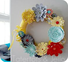 Meet Spring! DIY Interior Decorating