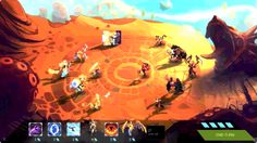 Duelyst: a squad-based strategy game from former Diablo 3 developers Rogue Legacy, Game Concept, Environment Concept Art, Strategy Games, Game Ui, Indie Games, Game Design, Pixel Art, Artwork
