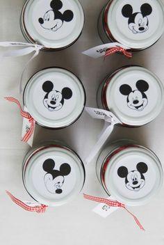 Bebê com Estilo: Aniversário do Mickey original