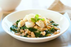Sauteed Scallops wit