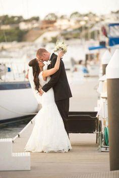 Nautical Themed Wedding www.weddingjeannie.com