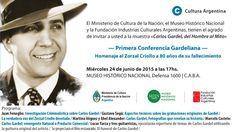 Carlos Gardel, del hombre al mito