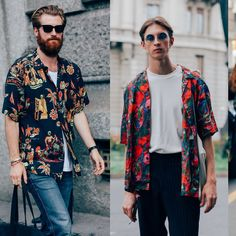 The Shirt Trend Stylish Italian Men Can Agree On | GQ