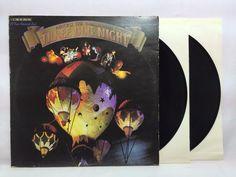 Three Dog Night Around The World With Three Dog Night UK Probe LP #Vinyl Record