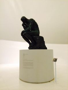 The Thinker - The Soumaya Museum #Mexico