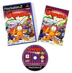 Garfield für Playstation 2 in OVP!