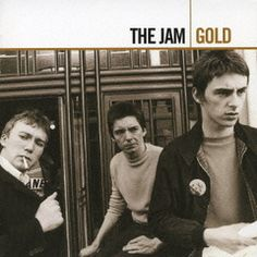 The Jam Gold The Jam [CD]