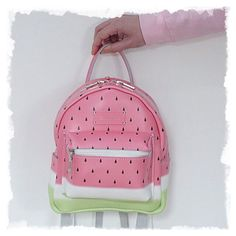 GRAFEA Cute Backpacks For School, Cute Mini Backpacks, Girl Backpacks, Grafea Backpack, Backpack Bags, Leather Backpack, Diy Bags Purses, Cute Purses, Fashion Bags