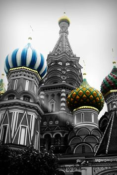 St Basil's Cathedral – Moscow