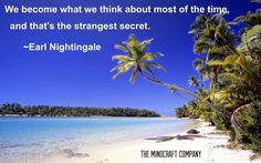 ✨ The MindCraft Company ✨ ✨Transformation & Growth ✨ #Quote - #LawOfAttraction - #Quotes Earl Nightingale