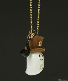 Baby Ghost Necklace