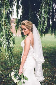 Elegant bridal inspiration | Image By Amy Faith Photography