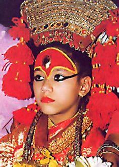 Kumari-The living Godess of Kathmandu, Nepal