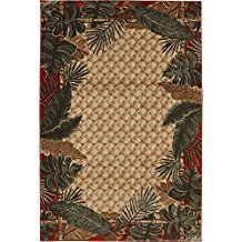 95 Best Tropical Area Rugs Images