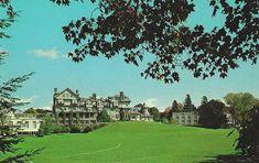 Bennett College (New York) - Postcard, sometime before 1977