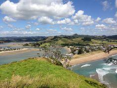 North Pataua beach & estuary New Zealand, River, Beach, Outdoor, Outdoors, The Beach, Beaches, Outdoor Games, The Great Outdoors