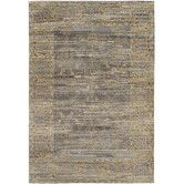 Found it at Wayfair - Valencia Gray/Gold Area Rug