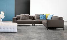Luxusní pohovky Flexteam - Designový nábytek http://JESPEN.cz Praha
