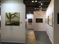 St-Art Art Fair in Strasbourg. 2015. Salamon's Stand. With the artists: Gianluca Corona, Andrea Barin, Laura Zuccheri, Marzio Tamer, Safet Zec, Nicola Villa. Ugo Riva and Antonio Vazquez.
