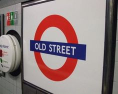 Guide to Old Street Tube Station in London