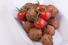 50/50 Mealworm Meatballs