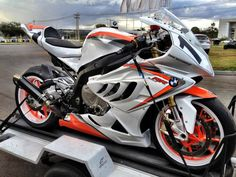 BMW S1000RR - The most beautiful version of this amazing motorcycles I have ever seen!
