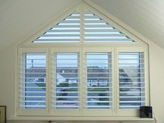 How To Cover A Trapezoid Window Window Tops And Angles