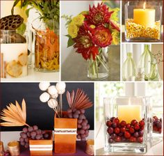 Glamorous Thanksgiving tablescapes «