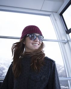 Ravelry: Ribbed Ski Cap pattern by Alexandra Tinsley from Stitch Mountain by Laura Zander
