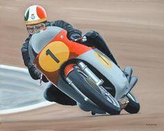 Giacomo Agostini MV Agusta 500-3 1967