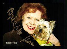 Brigitte Mira *20.10.1910 in Hamburg gestorben am 08.03. 2005 in Berlin